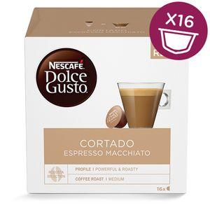 DOLCE GUSTO Cortado Espresso Macchiato