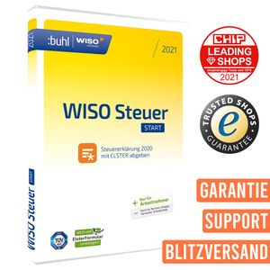 WISO steuer MAC 2021   Versand per E-Mail