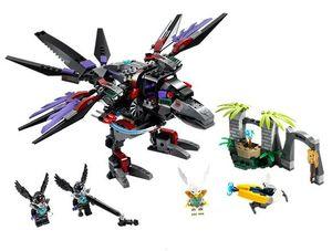 Lego 70012 Legends of Chima - Razars CHI Räuber