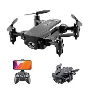 KK8 Mini-Drohne RC Quadcopter 1080P HD-Kamera 15 Minuten Flugzeit 360-Grad-Flip 6-Achsen-Gyro-Höhenhalterung Headless-Fernbedienung für Kinder oder Erwachsene Training 1 Batterie