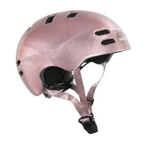 HUDORA Skaterhelm Reflect, rosé
