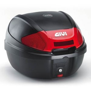 Givi E300 Tour Universal Topcase schwarz