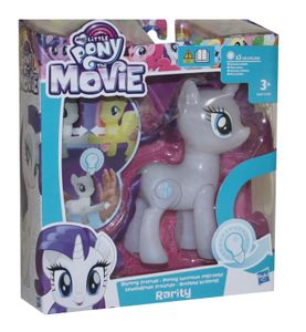 My Little Pony leuchtende Freunde Rarity Spielfigur Sammeln Spielfigur