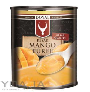 850g Dose Kesar Mangopüree Oriental Mango Pulp Mango Püree Klassiker aus Indien