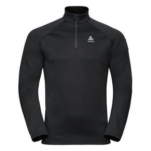 Odlo Herren Fleecepullover 1/2 Zip Bernina black XL
