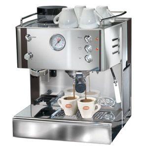 Quick Mill Pegaso Espressomaschine Edelstahl poliert