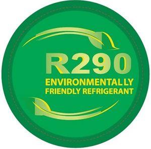 Komplett Set - Zapfanlage, Bierkoffer, Durchlaufkühler PYGMY 20 1-leitig Trockenkühler, 20 Liter/h, , Green Line, Zapfkopf:ohne