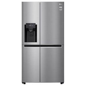 LG Side-by-Side Kühlschrank mit Crushed Ice- und Wasserspender GSL461ICEE