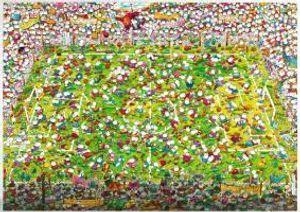 Mordillo Crazy World Cup. Puzzle 4000 Teile