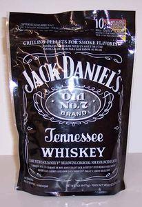 Jack Daniel s Smoking Pellets 450g
