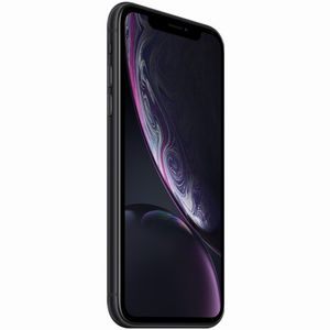 Apple iPhone XR             64GB Schwarz                MH6M3ZD/A
