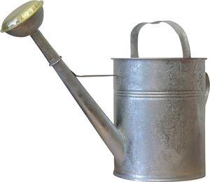 WerkzeugHERO Gießkanne 10L aus verz. Blech