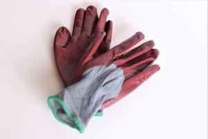 10 Paar KCL Arbeitshandschuh 515 Cama Strain Nitril Handschuh Handschuhe S-XL, Größe:M