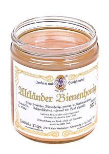 Altländer Bienenhonig 500g | Deutscher Obstblütenhonig vom Imker