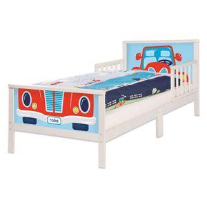 Roba, Junior-Themenbett, Auto, 70 x 140 cm