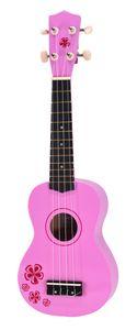 """Mini-Gitarre (Ukulele) """"Pink Lady"""""""