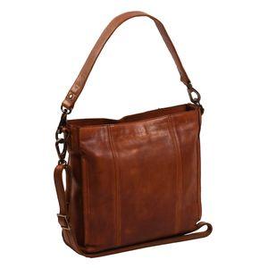 The Chesterfield Brand Black Label Dorothea Shoulder Bag Cognac