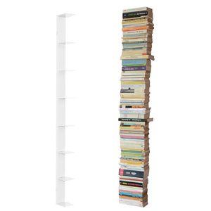 Radius Booksbaum Wandregal weiss 2 gross - 725 b