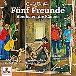 Fünf Freunde-029/3er Box-Folgen 88/102/104-Fünf Fr