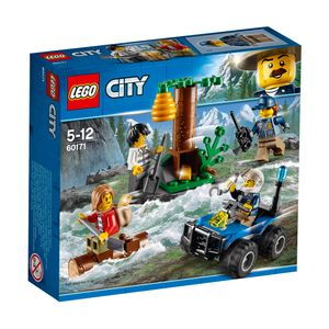 LEGO® City Verfolgung durch die Berge 60171
