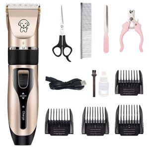 Hunderasierer, Tierhaarschneider, Teddy Hund, Katze, Hundehaar rasieren, Trimmen, professionelle Haarschneider
