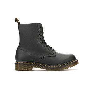 Dr. Martens Pascal 1460 Damen Stiefel Schwarz Schuhe, Größe:41
