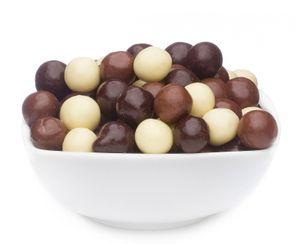 Chocolate Rice Crisp Mix - Reiscracker Mix in Vollmilchschokolade - Vorratspackung 3kg