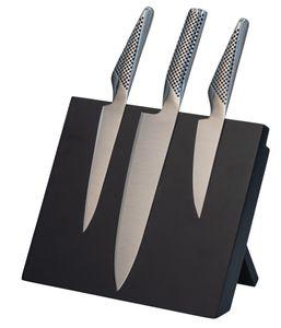 Sareva Messerblock Magnetisch Schwarz