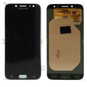 Samsung J730F Galaxy J7 2017 - Original Ersatzteil - LCD Display / Touchscreen - Schwarz