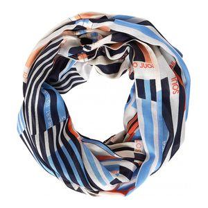 Cecil Schal Print Loop Größe A, Farbe: 30128 deep blue