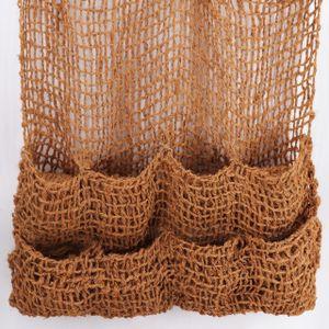 Aquagart 1 Pflanztasche Kokosgewebe 8 Taschen Ufermatte Böschungsmatte für Teichfolie