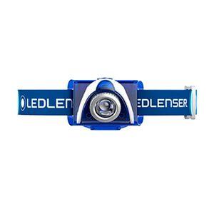 LED LENSER 6007-R Kopflampe SEO7, Gift Box