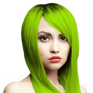 Grüne Haarfarbe Headshot Danger Danger, Semi-permanente Haartönung 150 ml