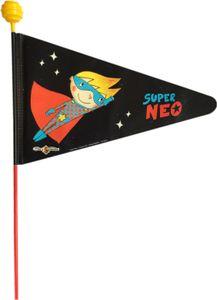 "Fahrradwimpel, Wimpel ""Super Neo"", einteilig (826153)"