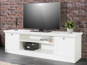 """TV-Lowboard Unterschrank Fernsehtisch Sideboard HiFi Element Rack """"Landsted II"""""""
