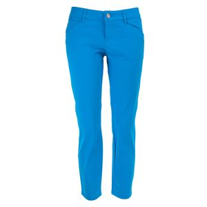 Alberto Damen Golfhose Mona 3xDry, Farbe:Blau(842), Größe:42
