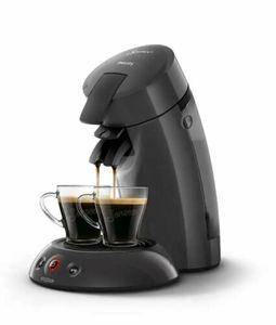 PHILIPS Senseo Original Eco HD6552/38 Kaffeepadmaschine 1450 Watt