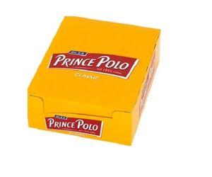GroßhandelPL Prince Polo Classic Knusprige Waffel 5x (28x17,5g), 5 Paket