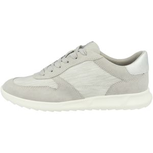 Tamaris Damen Sneaker Halbschuhe Schnürung 1-23625-26, Größe:38 EU, Farbe:Grau