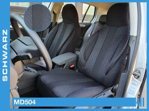 Maß Sitzbezüge Renault Twingo 3. Gen. Fahrer & Beifahrer ab 2014 FB:MD504