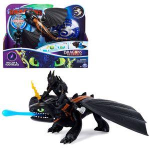 Drache Ohnezahn & Hicks | DreamWorks Dragons Revealed | Action Spiel Set
