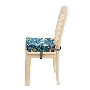 Boostersitz Sitzerhöhung Baby Tragbar Sitzkissen, flexible Sitzerhöhung für zuhause und unterwegs