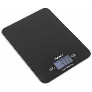 Bestron Elektrische Küchenwaage AKS710Z Schwarz 5 kg