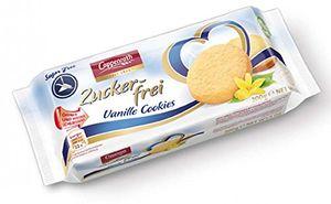 Coppenrath Zuckerfreies zartes Mürbegebäck Vanille Cookies 200g