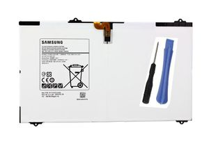 Original Samsung Galaxy Tab S2 T810 T813 T815 Akku Batterie EB-BT810ABE BULK GH43-04431A mit Werkzeug