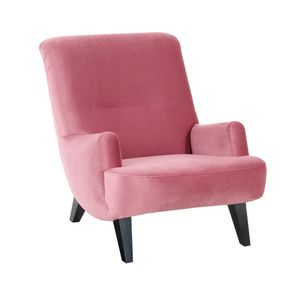 Max Winzer Brandford Sessel - Farbe: rosé - Maße: 71 cm x 101 cm x 80 cm; 2882-1100-2044206-F09