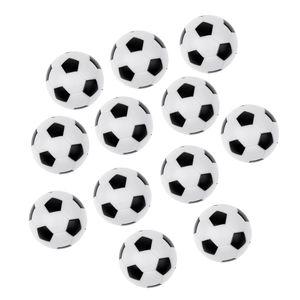 12 Stück Kickerbälle, 36mm Tischfussball Foosball Balls Kicker Bälle