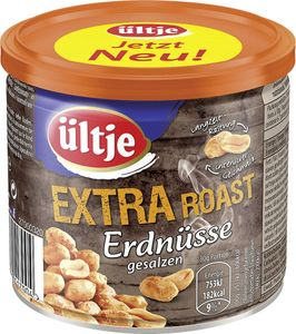 Ültje Erdnüsse Extra Roast gesalzen (190 g)
