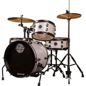 Ludwig LC178X029DIR Questlove Pocket Kit Silver Kinder-Schlagzeug