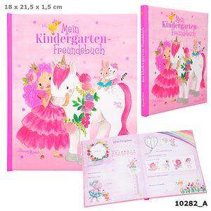 Depesche 10282 Prinzessin Mimi Kindergarten-Freundebuch Tierfreunde Einhorn